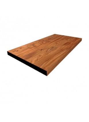 Massivholz-Tischplatte